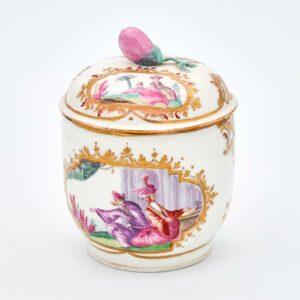 Tournai et TervuerenSucrier en porcelaine5.395€