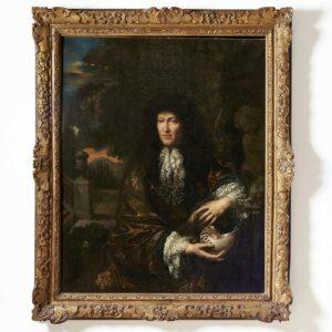 JAN WEENIX Presumed portrait of Pieter de la Court van der Voort€ 15.600
