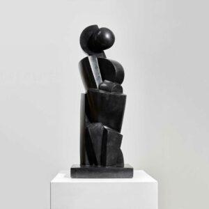 ANTON MICHAJLOVIC LAVINSKI Black granite€ 75.400