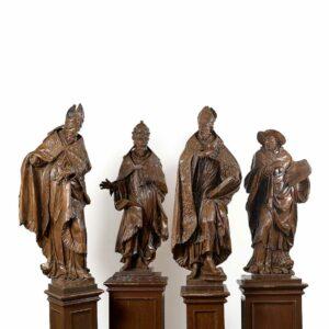 PIERRE & JEAN DE NOLE Four Fathers of the Church€ 207.500